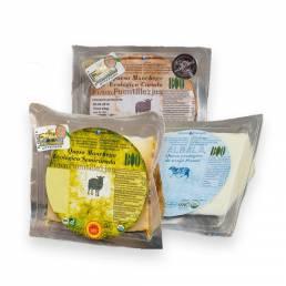Pack 1 - Un queso al año… no hace daño